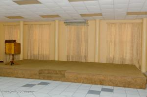 Hall - Stage 2