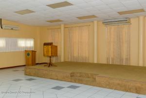 Hall - Stage 1